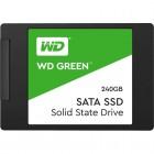 SSD DISKS 240GB WD WDS240G2G0A 2.5'