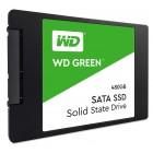 SSD DISKS 480GB WD WDS480G2G0A 2.5'