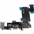 iPhone 6s Plus Sitēmas konektors Melns: Jauns